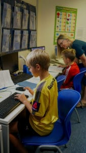 child tuition fareham