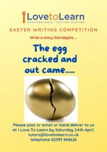 EasterWriting